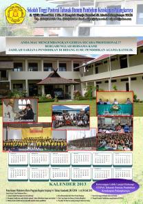 Brosur Penerimaan Mahasiswa Baru 2013/3014